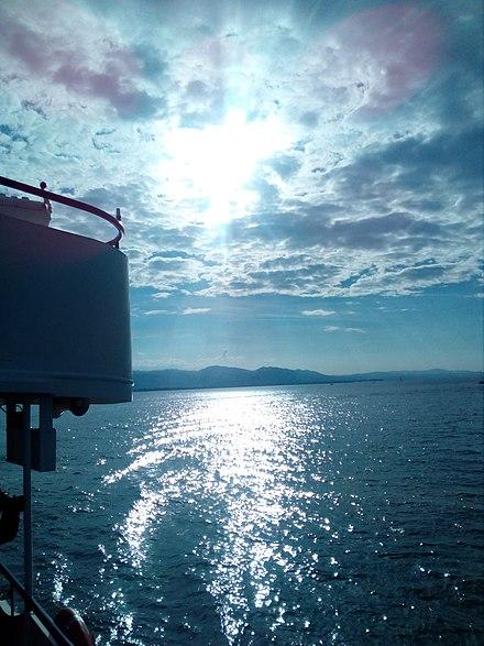 Schiffsfahrt von Meersburg nach Überlingen